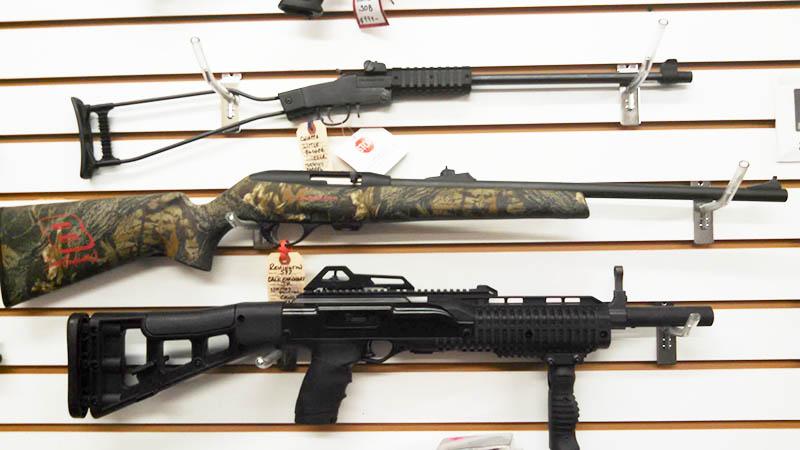 Gun Deals Specials In Stock Ak's AR40's Assault Weapons Impressive Hi Point Carbine Magazine Holder